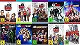 The Big Bang Theory Staffel  1-10