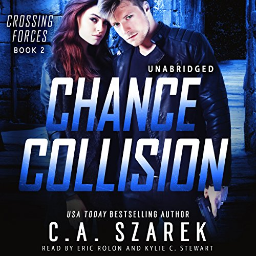 Chance Collision audiobook cover art
