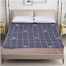 Tatami Mattress, Japanese Futon Mattress, Portable Camping Mattress Soft Mattress Topper for Home Indoor Outdoor Dormitory...