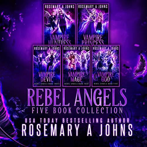 Rebel Angels cover art