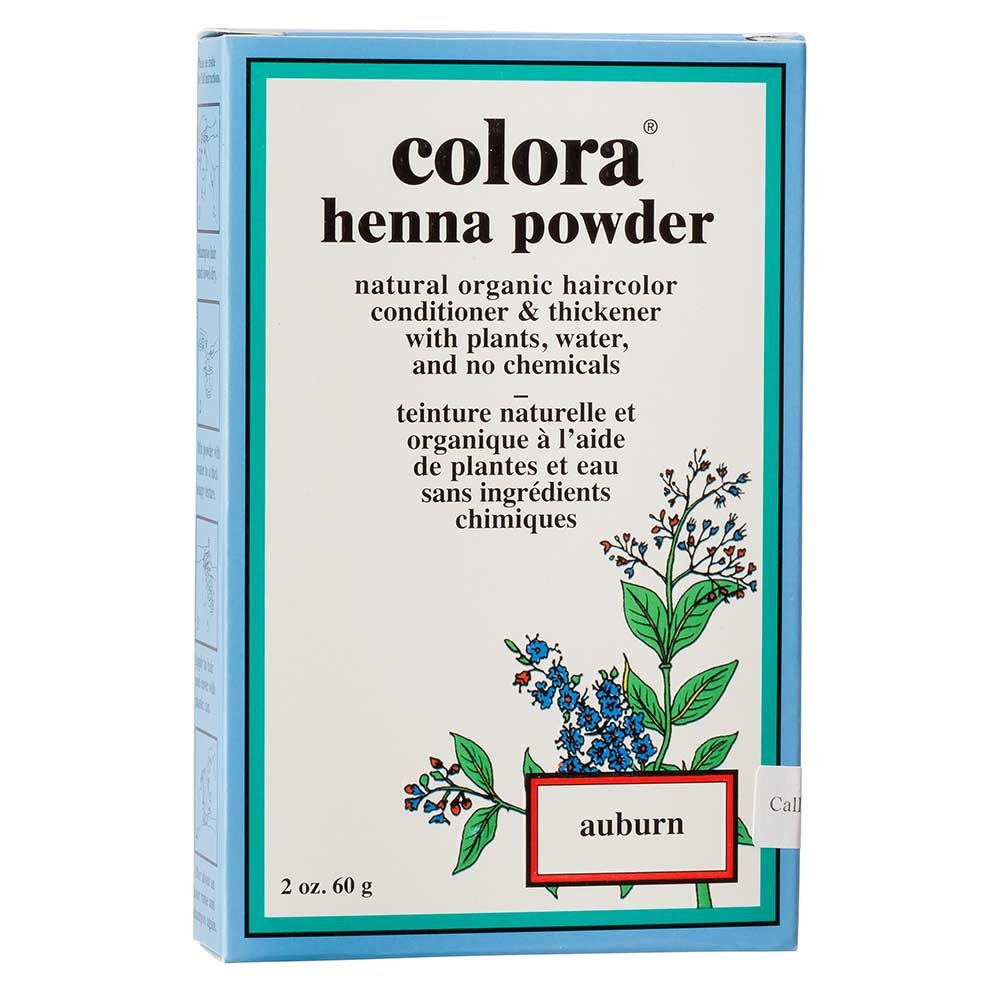 VALUE PACK OF 3 COLORA HENNA Natural Direct stock discount Hair Color Organic POWDER Today's only