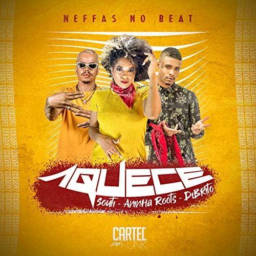 Souti, Aninha Roots, Mc Dibrito & Neffas no Beat