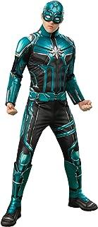 captain marvel costume men