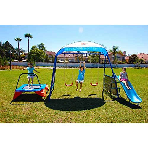 IRON KIDS Premier 100 Fitness Playground...