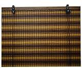 Solagua 6 Modelos 14 Medidas de estores de bambú...