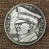 YunBest Alemania 1935 monedas antiguas - Mejores dólares americanos-1935 Recogida de Monedas-Alemania Original Pre viejas monedas artesanías BestShop