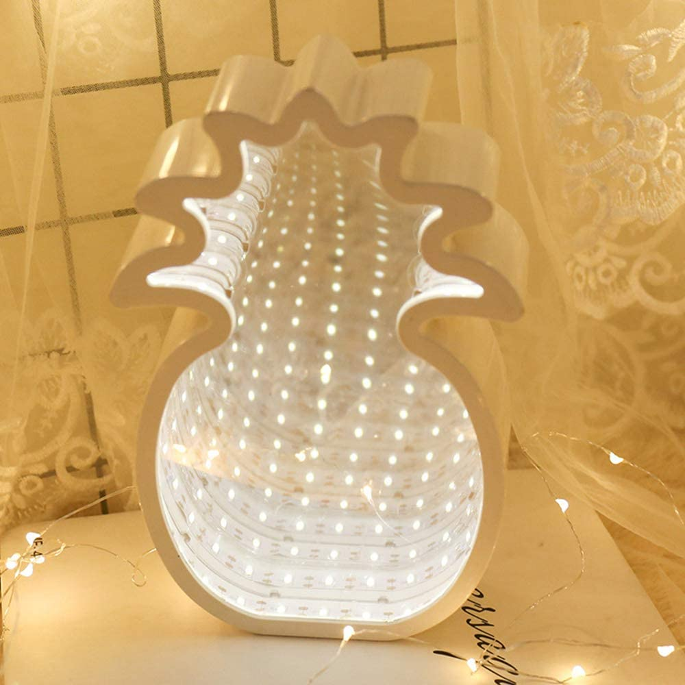 ZJING Mirror Reflection Bombing free shipping Neon Quality inspection LED Signs Bedroom USB for Batt or