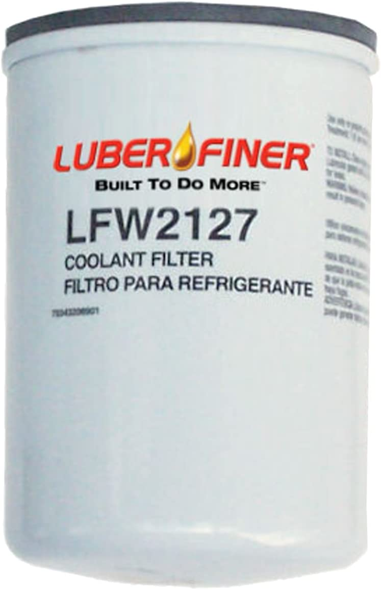 Discount mail order Luber-finer LFW2127-6PK Coolant Filter Pack 6 Year-end annual account