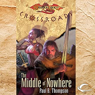The Middle of Nowhere audiobook cover art