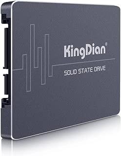 """KingDian 2.5"""" 7mm SATA III 6Gb/s Internal Solid State Drive SSD for Desktop PCs Laptop (S400 120GB)"""