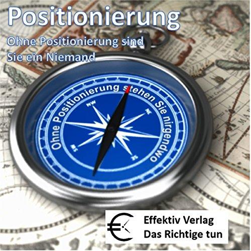 Positionierung audiobook cover art