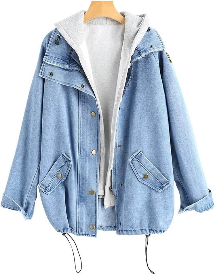 GELTDN Autumn Winter Button Up Ladies Denim with In stock 2021 spring and summer new Jacket Women Ho