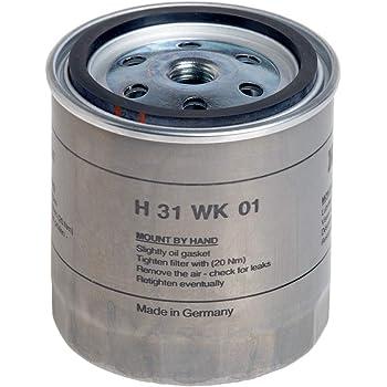 Kraftstofffilter HENGST FILTER H17WK09
