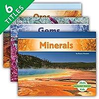 Geology Rocks!: Fossils / Gems / Minerals / Ores / Rocks / Soils