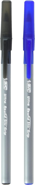 BIC Stic Stic Stic Grip Stifte 36 Count schwarz und blau B00OPF9HQO | Schnelle Lieferung  126531