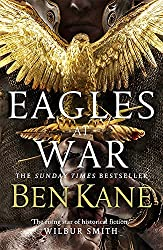 Cover of Eagles at War by Ben Kane