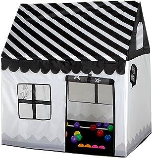 Beneyond Tienda de campaña para niños, Tienda de Juegos para niños, Tienda de campaña para Casas Negras, Princess Play House, niños