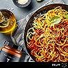 TRUFF Pasta Sauce, Black Truffle Pomodoro   Flavorful Tomato Sauce for Pasta, Pizza, and More   Non-GMO, Vegan, Pack of 2 (Pomodoro, 2 Count) #5