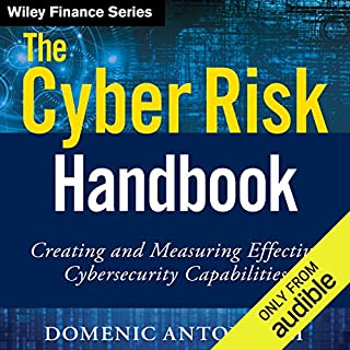 The Cyber Risk Handbook cover art