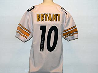 Martavis Bryant Autographed Signed Steelers White Jersey