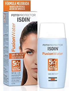 Isdin Fotoprotector spf 50 Fusion Water 50 ml - Protector Solar - FORMULA MEJORADA