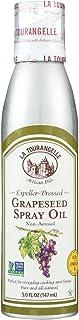 La Tourangelle Expeller Pressed Grapeseed Spray Oil, 5 Fluid Ounce - 6 per case.