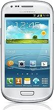 Samsung Galaxy S3 Mini GT-I8200 Unlocked Cellphone, White, 8GB