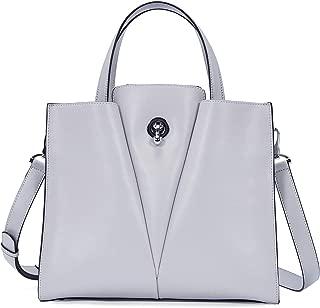 BOSTANTEN Women Handbags Designer Leather Top Handle Shoulder Satchel Cross-body Purses