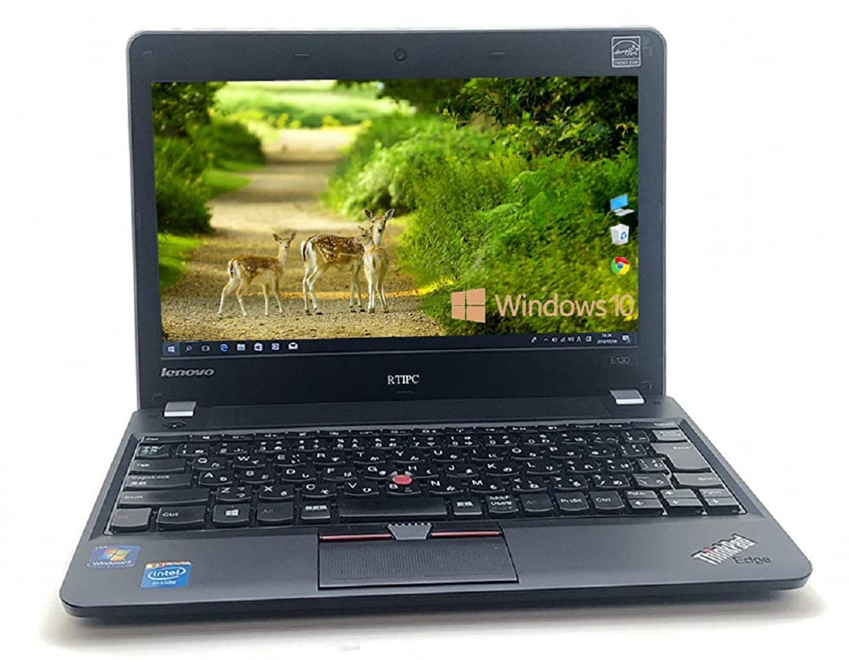 差し引くルーキー評判中古 Lenovo English Laptop Computer Intel Celeron, 4 GB, 320 GB, Windows 10, Used, E130