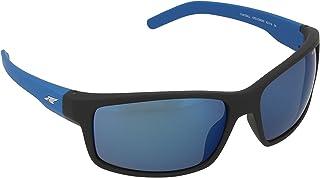 a0965ed909 Arnette 0AN4202 226855 62 Gafas de sol, Negro (Fuzzy  Black/Blueemirrorbluee),