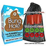 Best Beach Toys For Adults - Bung Hole Toss - Cornhole for The Beach Review