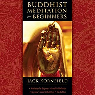 Buddhist Meditation for Beginners cover art