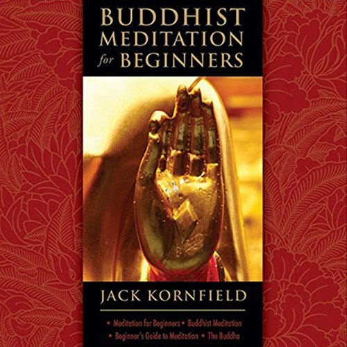 Buddhist Meditation for Beginners copertina