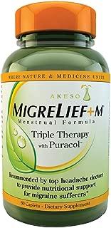 Best migrelief m ingredients Reviews