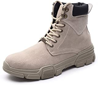 tony's casuals men's clark moc toe boots