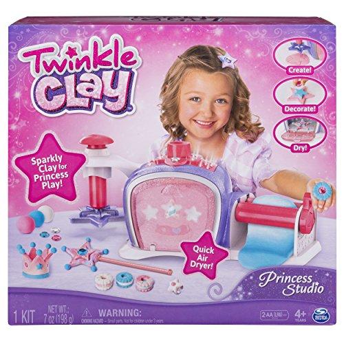 horno juguete niña fabricante Twinkle Clay