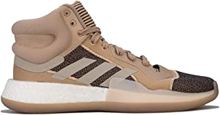 adidas Mens Originals Marquee Boost Trainers Sneakers in Trace Khaki/Light Brown/Core Black
