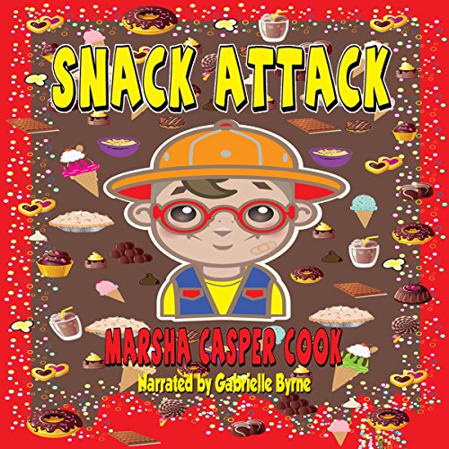 Snack Attack audiobook cover art