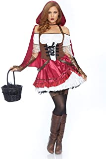 Best rebel red riding hood costume Reviews