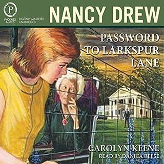 Password to Larkspur Lane audiobook cover art