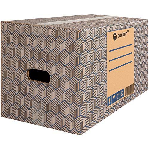 Cajas De Mudanza Para Ropa Marca packer PRO