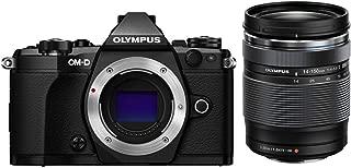 OLYMPUS ミラーレス一眼カメラ OM-D E-M5 MarkII 14-150mm IIレンズキットブラック E-M5 MarkII 14-150mm IILK BLK E-M5MarkII1415IILKBK