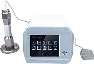 TTSTR Onda De Choque Terapia Máquina Consejos, Eficaz Onda De Choque Fisioterapia Instrumento Músculo Relajarse Masajeador para Ed Alivio del Dolor,1