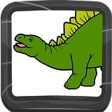 Dinossauro livro para colorir