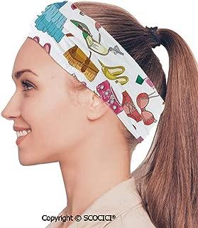 makeup headband boots