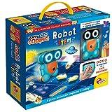 Lisciani Giochi- I'm a Genius Happy Coding Robot Gioco per Bambini, Multicolore, 77113
