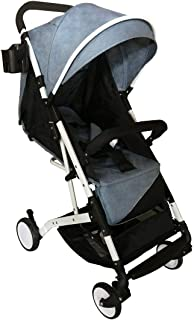 Babylove 27-702T-BLUE, Durable and safety Stroller, 1 piece
