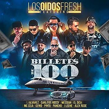 Billetes de 100 (feat. J Alvarez, Carlitos Rossy, Messiah, el Sica, MC Ceja, Genio el Mutante, Pinto Picasso, Pancho, J Leone & Alex Rose)