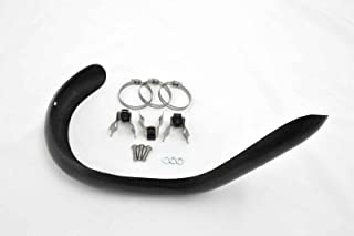 Enduro Engineering Carbon Fiber Exhaust Heat Shield - Compatible with KTM 2017-2019 350 EXCF Husqvarna 2017-2019 350 FE