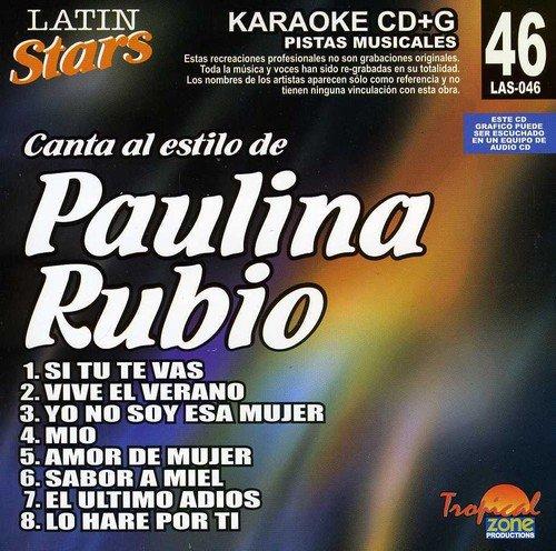 Karaoke:Paulina Rubio-Latin St